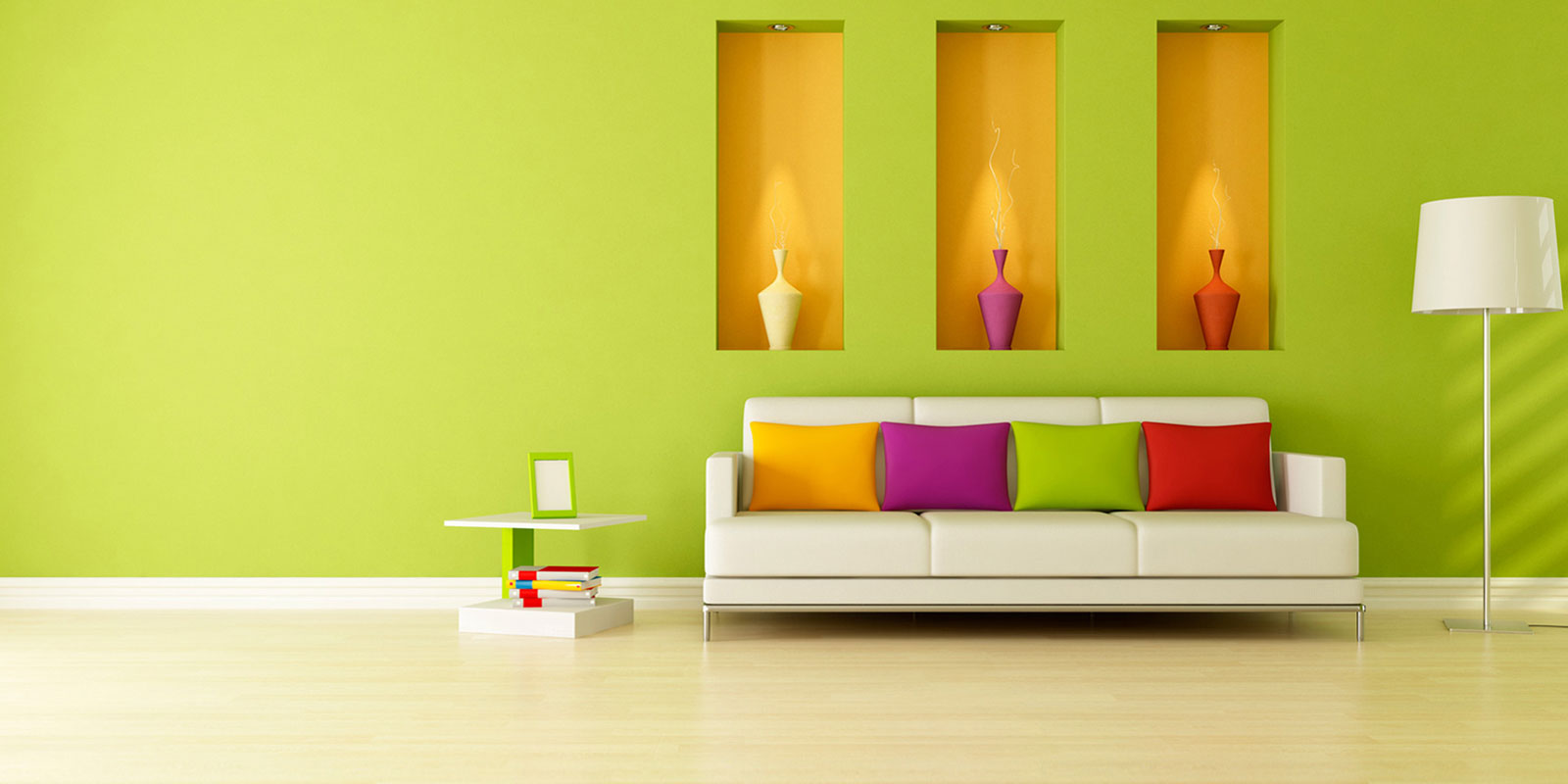 Pintura y decoración de interior - decolors